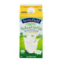Stonyfield Milk Reduced Fat 2% Organic