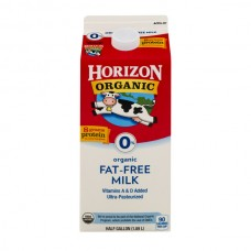 Horizon Organic Milk Fat Free