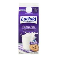 Lactaid Milk Fat Free 100% Lactose Free