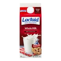 Lactaid Milk Whole 100% Lactose Free