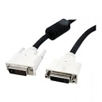 StarTech 6' Dual Link DVI-D Male/Female Monitor Extension Cable