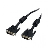 StarTech 20' Dual Link Digital Analog DVI-I Male/Male Monitor Cable