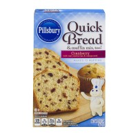 Pillsbury Quick Bread & Muffin Mix, Too! Cranberry