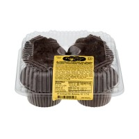Jonathan Lord Muffins Double Chocolate Chip - 4 ct