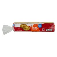 Stop & Shop English Muffins Original Ready Split - 6 ct