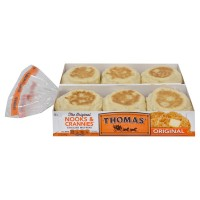Thomas' English Muffins Original - 12 ct