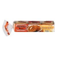 Thomas' English Muffins Honey Wheat - 6 ct