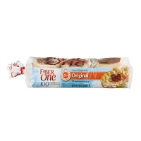 Fiber One 100 Calorie English Muffins Original - 6 ct