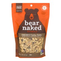 Bear Naked Granola Cacao & Cashew Butter 100% Natural