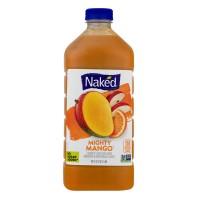Naked Mighty Mango 100% Juice Smoothie Fresh Non-GMO