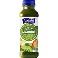 Naked Boosted Green Machine 100% Juice Blend Fresh Non-GMO