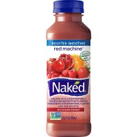 Naked Red Machine Boosted 100% Juice Blend No Sugar Added Non-GMO