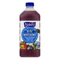 Naked Blue Machine 100% Juice Smoothie Fresh Non-GMO