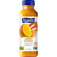 Naked Mighty Mango 100% Juice Smoothie No Sugar Added Non-GMO