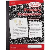 "Staples Primary Composition Book, 9 3/4"" x 7 1/2"", 12 pack"