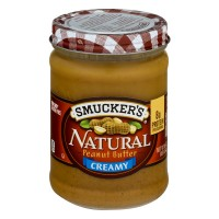 Smucker's Creamy Peanut Butter Natural