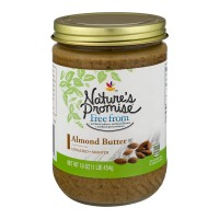 Nature's Promise Free from Almond Butter Creamy Unsalted