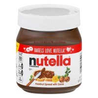 Nutella Hazelnut Spread with Cocoa