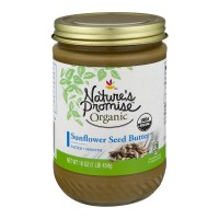 Nature's Promise Organic Sunflower Seed Butter Smooth Salted