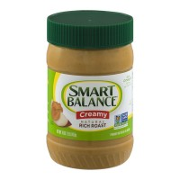 Smart Balance Omega Peanut Butter Creamy Rich Roast