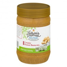 Nature's Promise Free from Peanut Butter Creamy