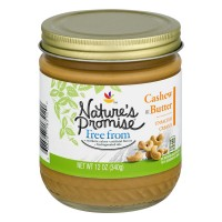 Nature's Promise Free from Cashew Butter Creamy Unsalted