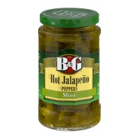 B&G Jalapeno Peppers Hot Sliced