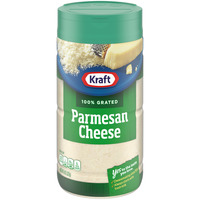 Kraft Parmesan Cheese 100 % Grated