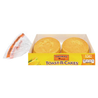 Thomas' Toast R Cakes Corn Muffins - 6 ct