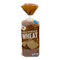 Stop & Shop Bread 100% Whole Wheat