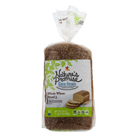 Nature's Promise Naturals Bread Whole Wheat