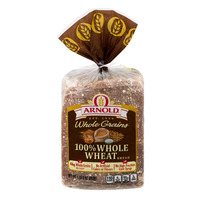 Arnold Whole Grains Bread 100% Whole Wheat
