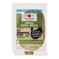 Applegate Naturals Turkey Breast Smoked Sliced