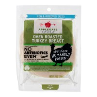 Applegate Naturals Turkey Breast Roasted Sliced