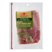 Applegate Naturals Ham Slow Cooked Uncured Sliced