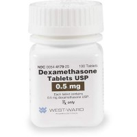 Dexamethasone .5 mg Tablets, 100 Count