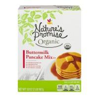 Nature's Promise Organics Pancake Mix Buttermilk