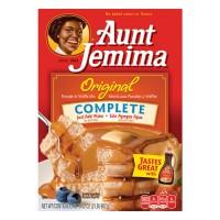 Aunt Jemima Complete Pancake & Waffle Mix Original
