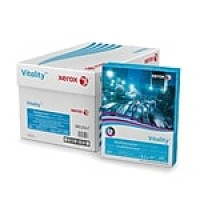 "Xerox® Vitality® Multipurpose Printer Paper, 20 lb., 92 Bright, 8.5""x11"", 10-Ream Case (3R02047)"