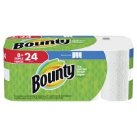 Bounty Select-A-Size Paper Towels Triple Roll 2-Ply White