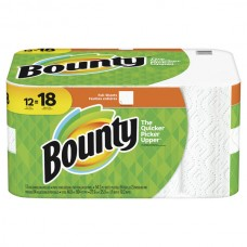 Bounty Paper Towels Giant Roll 2-Ply White