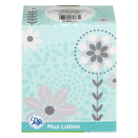 Puffs Plus Lotion Facial Tissues 2-Ply White