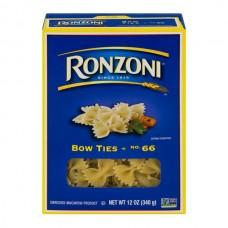 Ronzoni Pasta Bow Ties