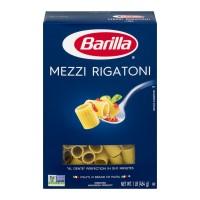 Barilla Pasta Rigatoni Mezzi