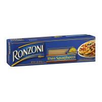 Ronzoni Pasta Spaghetti Thin