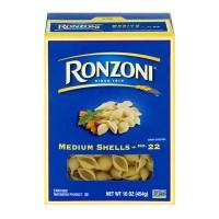 Ronzoni Pasta Shells Medium