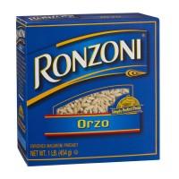 Ronzoni Pasta Orzo