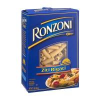 Ronzoni Pasta Ziti Rigati