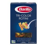 Barilla Pasta Rotini Tri-Color