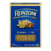 Ronzoni Pasta Elbows